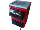 Котел стальной твердотопливный отопительный (КСТО) Carbon 14 New (14 кВт)