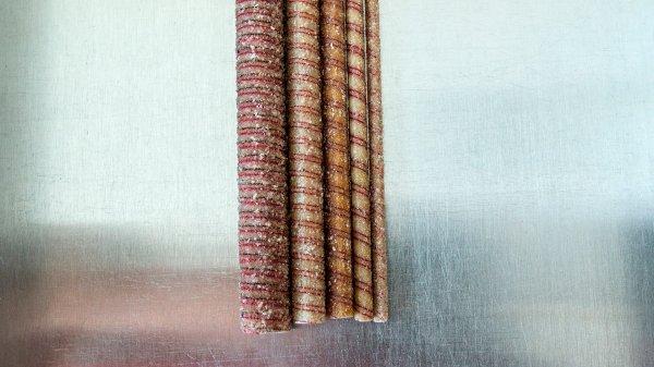 Фото  1 Композитная ( стеклопластиковая ) арматура 4 мм. с напылением песка заменяет 6 мм. металлическую арматуру. 2109095
