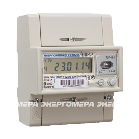 Инструкция энергомера се102м