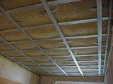 Фото  1 Звукоизоляция потолка мембраной Тексаунд 50, толщина 2.6мм, вес 5кг/м2, рулон 7.32м2 2049433
