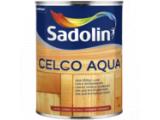 Фото  1 Лак для дерева для внутренних работ на водной основе Celco Aqua, Sadolin 2.5 л 328510