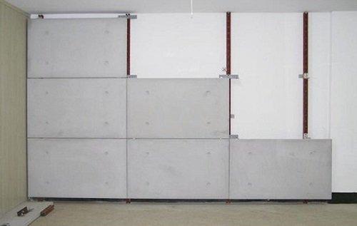 Фото  1 Отделка стен ЦСП плита 10х1200х3200мм 1955391