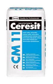 Ceresit CM 11 клей для плитки в мешках