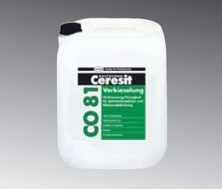 Ceresit CO 81-Средство для устранения капиллярного подсоса влаги в ограждающих конструкциях