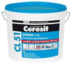 CERESIT CP-50 герметизуюча стрічка для осадочних і деформаційних швів