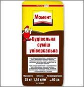 Ceresit Момент, смесь строительная универсальная (25кг)