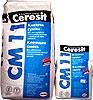Ceresit СМ-11 Клей для плитки (внутренние/наружные работы) (25кг)