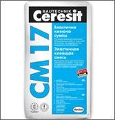 Ceresit СМ 17 Клеящая эластичная смесь (25кг)