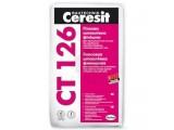 Ceresit СТ-126 - Шпаклевка Церезит гипсовая финишная 25кг. Шпаклевка Ceresit CT 126.