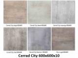 плитка напольная City Nugat 600х600x10