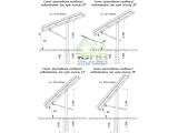 Фото 1 Система кріплень сонячних панелей зі змінним кутом 9 панелей 341944