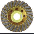Чашка шлифовальная CCWS-125 , гранит, мрамор