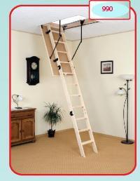 чердачная лестница Oman PRIMA размеры: 120х60; 120х70 высота 280см