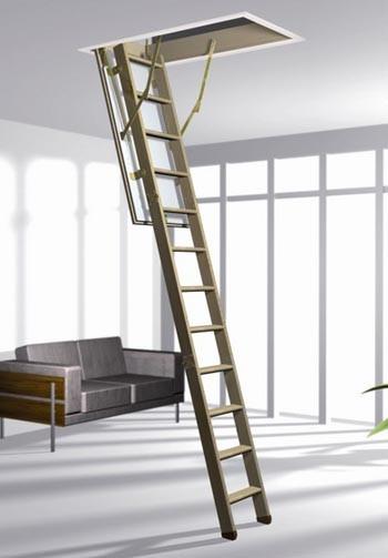 Чердачная лестница ROTO Esca 11 ISO-RC