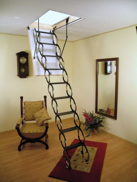 Чердачные лестницы OMAN Nozycowe NT