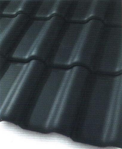 Черепица керамическая ангоба антрацит
