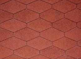 Черепица класса ПРЕМИУМ IKO Monarch-Diamant 10 Tile Red