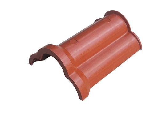 Черепица полимерпесчаная, конек королевский, конек простой, ветровая (фронтальная) правая/левая