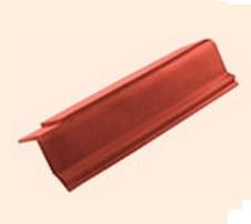 Черепица полимерпесчаная ветровая красная