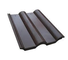 Черепица полимерпесчаная коричневая, морозостойкость
