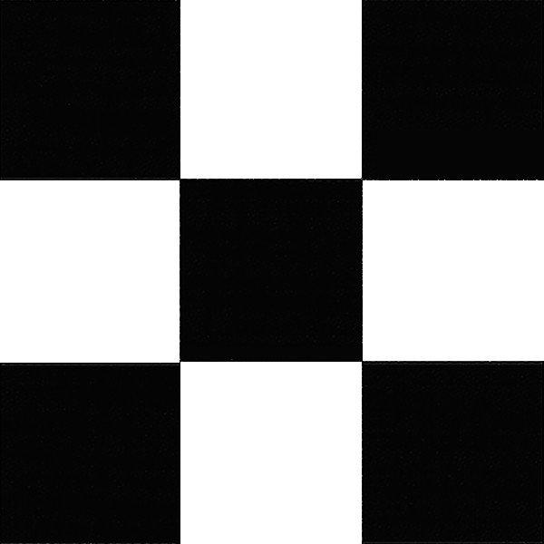 Фото  1 Черно белый линолеум шахматная доска 2000 2134975
