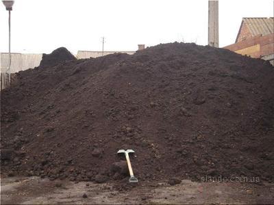 Чернозем с доставкой Киев, область