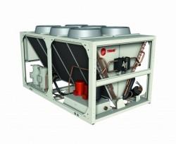 Чиллер CGAM/CXAM со спиральным компрессором AquaStream 3G/Реверсивный воздушно-водяной тепловой насос (55,9-144,5кВт)