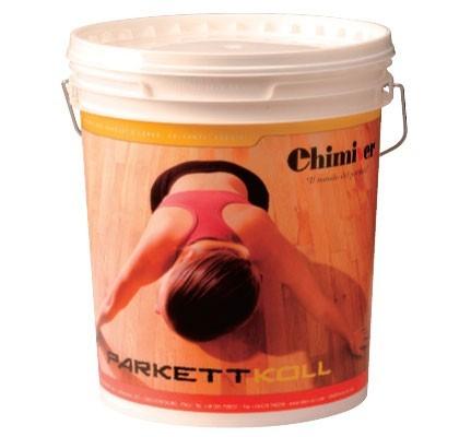 Chimiver Parketcoll Top Ru 20 кг, дисперсионно-смольны й клей для паркета.