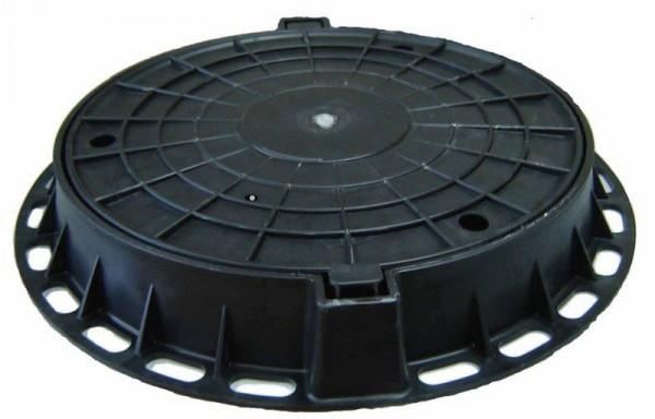 Чугунный люк газовый Ду700