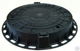 Чугунный люк телефонной сети типа «ГТС-Л» легкий