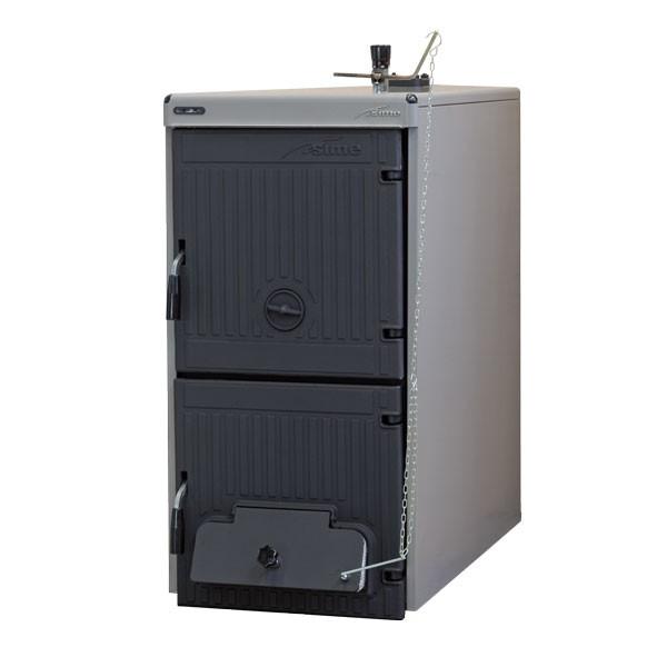 Чугунный твердотопливный котел Sime Solida EV 3 - 23 kW