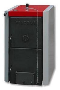 Чугунный угольный котел (Viadrus), котел с ручной загрузкой, продажа Симферополь, Евпатория, Севастополь