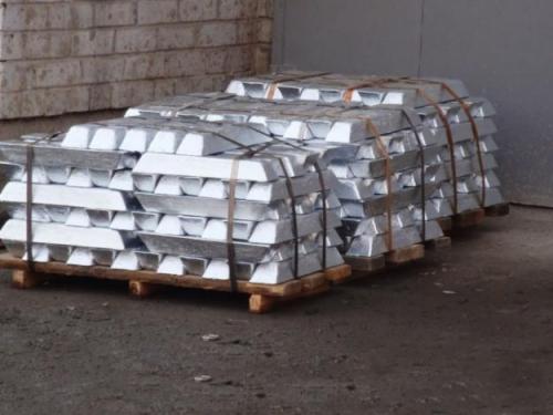 Чушка алюминиевая ГОСТ 1583-93,295-98