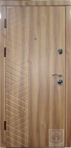 Фото 1 Вхідні металеві двері колекція Стандарт 330826