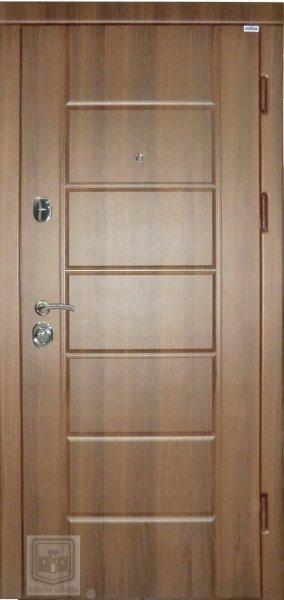 Фото 2 Вхідні металеві двері колекція Стандарт 330826