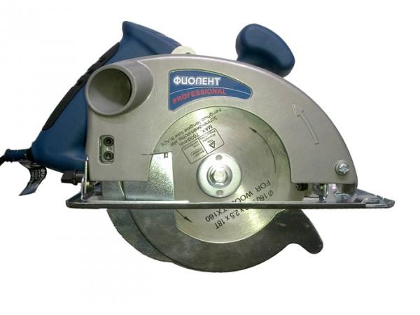 Пила дисковая фиолент ПД4-54