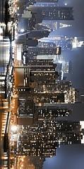 City голубой(декор)1 300х600размер, мм (доставка)