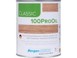 Фото  1 Berger Classic 100ProOil екологически чистое масло с воском для паркета 1л 2372230