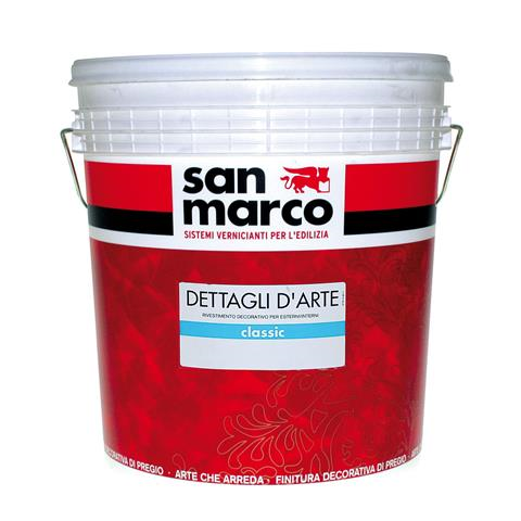 Штукатурка Classic (Италия)Полуглянцево е декоративное покрытие для внешних и внутренних работ,50м2/25кг.