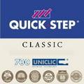 Ламинат Quick-Step кол-ция Classic толщина 7мм. класс32.