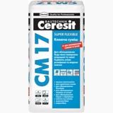 CM 17 Эластичная клеящая смесь, 25 кг.