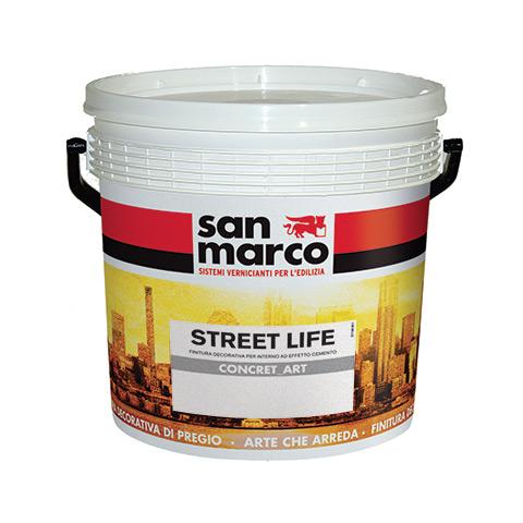 Concret art. Декоративное покрытие с эффектом под бетон. 25м2/25кг