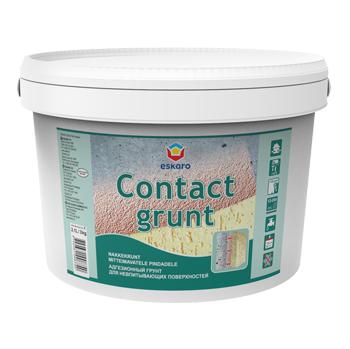 Contact Grunt, 12кг адгезионный грунт для невпитывающих поверхностей