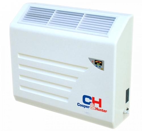 Cooper&Hunter CH-D085WD - осушитель воздуха для бассейна. Моноблочный. Производительность 204 л/сут.