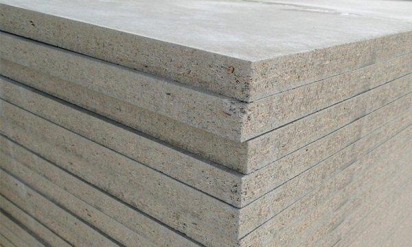Фото  1 Цементно-стружечная плита (ЦСП) в ассортименте с доставкой по Украине 2144872