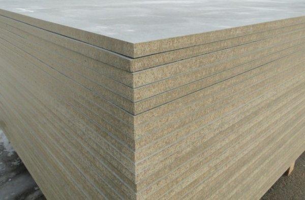 Фото  1 Цементно стружечные плиты ЦСП 12 мм 1867099