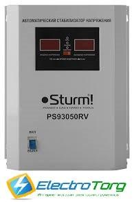 Cтабилизатор напряжения Sturm PS93050RV