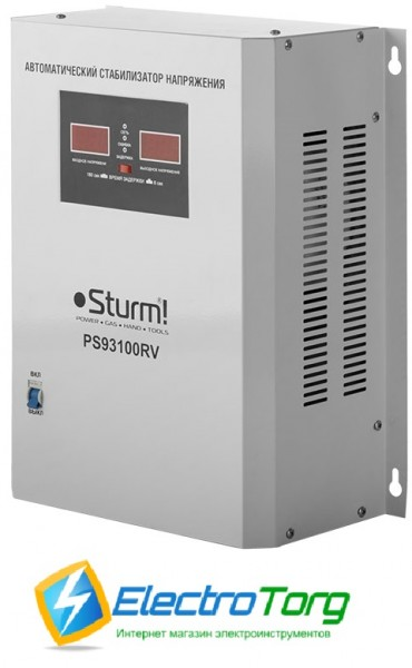 Cтабилизатор напряжения Sturm PS93100RV