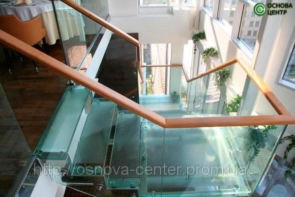 Cтеклянные прозрачные перегородки http://osnova-c. com. ua/walls-glass/