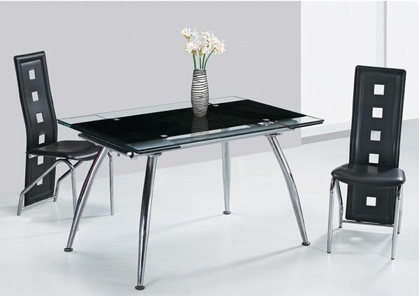 Cтеклянный стол TB006 шампань, стол TB006 черный, стол TB006 красный купить Киеве, стеклянный стол TB006 шампань
